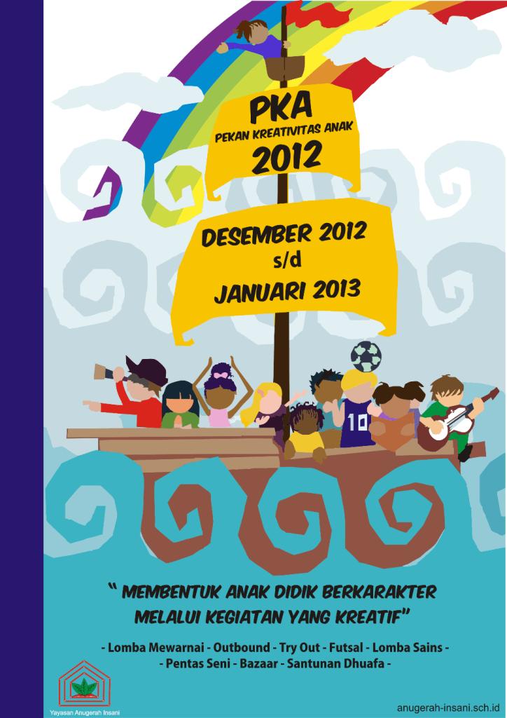 Pekan Kreativitas Anak (PKA) 2012-2013
