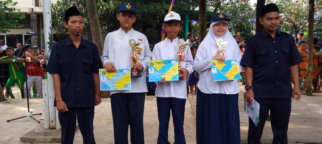 Juara Lomba Rahmaniyah Festival 3