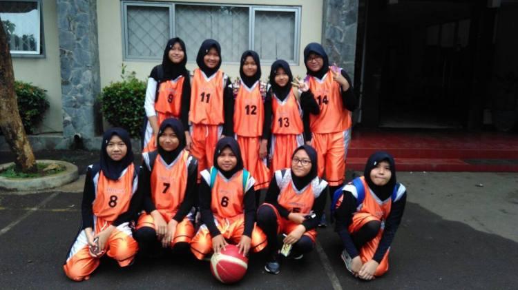 Tim Olahraga O2SN SMPIT Anugerah Insani
