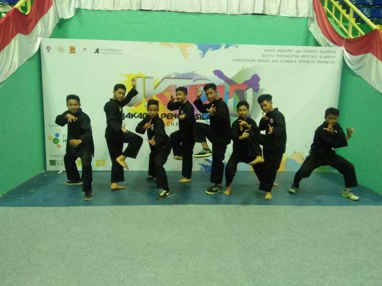 Kejuaraan Pencak Silat Jakarta Championship 10