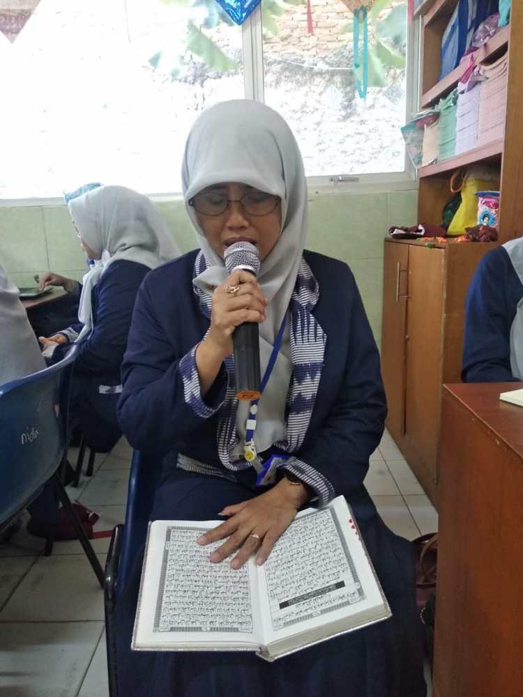 Workshop Pengolahan Nilai dan KKM serta Pembinaaan Guru