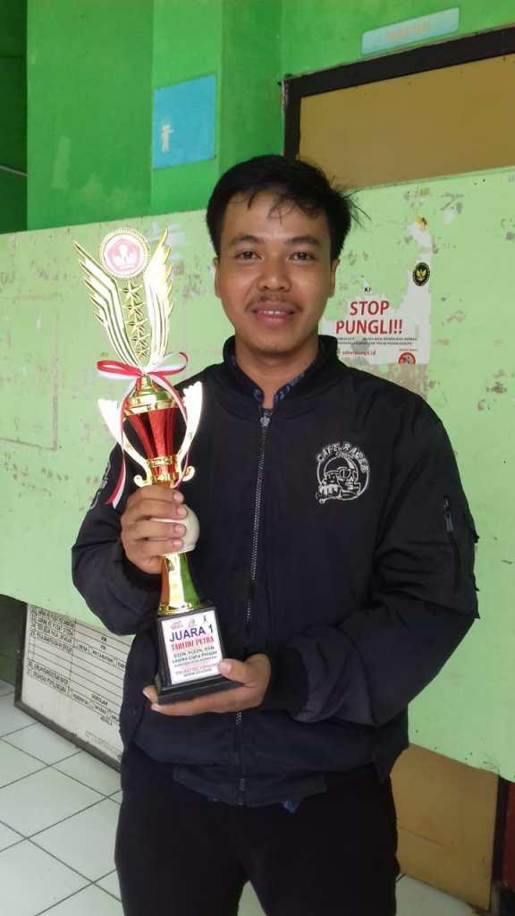 Juara 1 Lomba Tahfidz Pentas PAI Kecamatan Cibinong