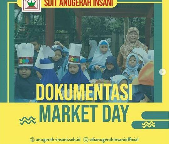 Market Day SDI Anugerah Insani