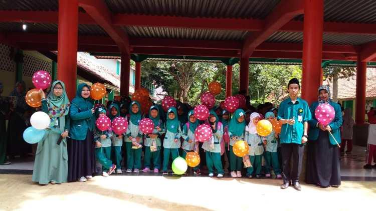 Kunjungan TK Rabbani Ke SD Islam Anugerah Insani
