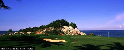 bintan lagoon golf club