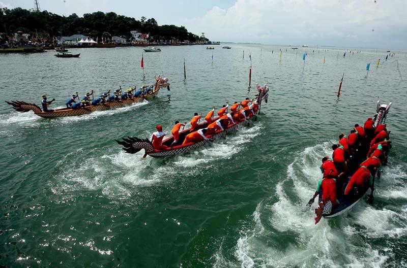 tanjungpinang_dragon boat_race