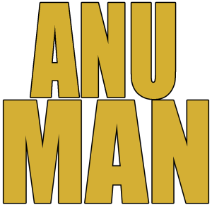 ANU Man - ANULIFEGM