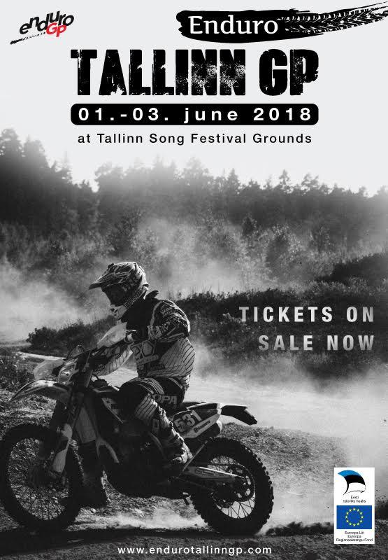 Enduro Tallinn GP 01.-03.06.2018