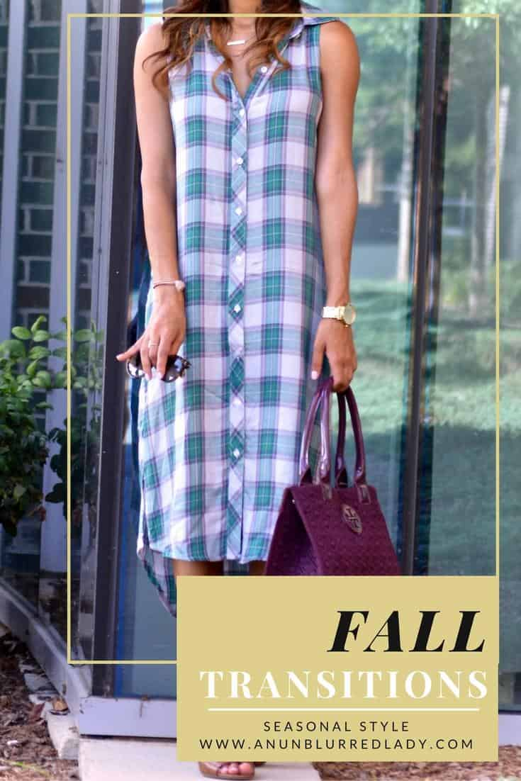 fall transitional style