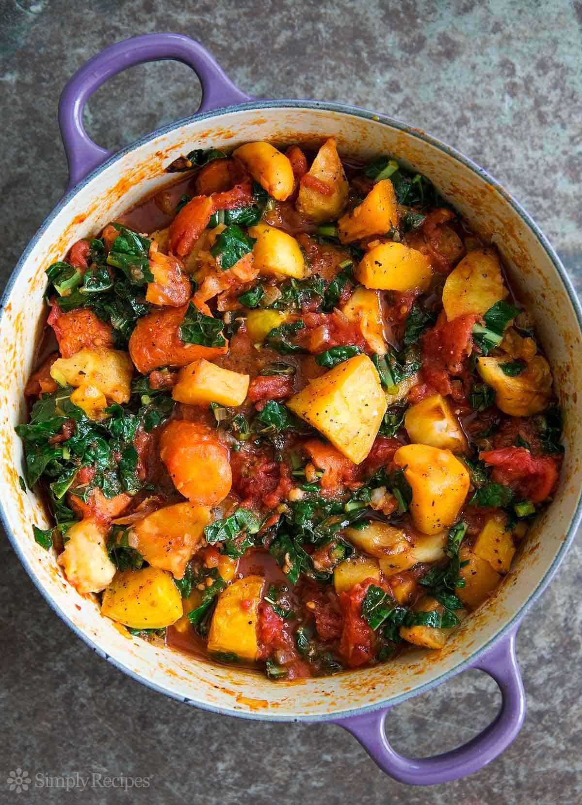 Carrot Soup Potato Chunky