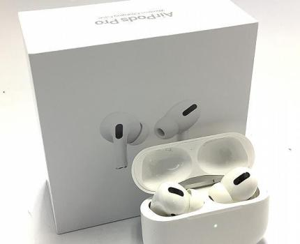 Apple/アップル AirPods Pro/エアポッズ プロ MWP22J/A ワイヤレス イヤホン A2083/A2084/A2190 動作確認済み /000