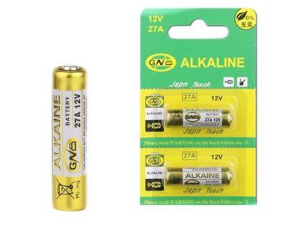 ◆業界最安値◆ 2個セット アルカリ電池 12V 27A 2本 セット 乾電池 電池 0411
