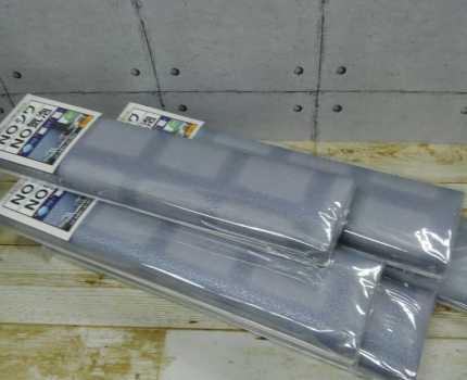 5本セット合計1250センチ はがせる 壁紙 カンタンすぎるウォールシート スクエアブルー NW-003 はがせる壁紙 ウォールステッカー