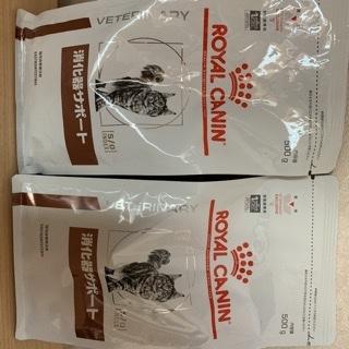 ロイヤルカナン 猫用 消化器サポー500g 2袋