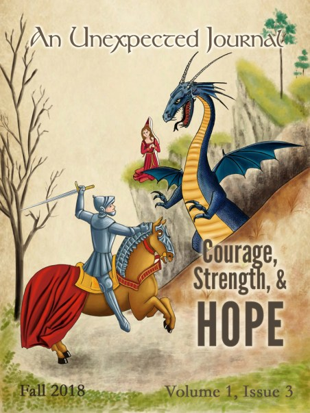 Fall 2018 - Courage, Strength, and Hope