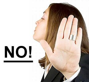 auaom say no