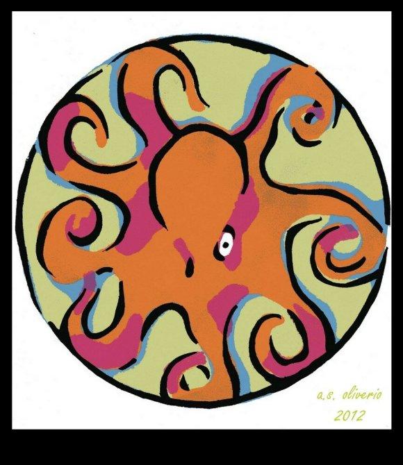 Fierce Octopus