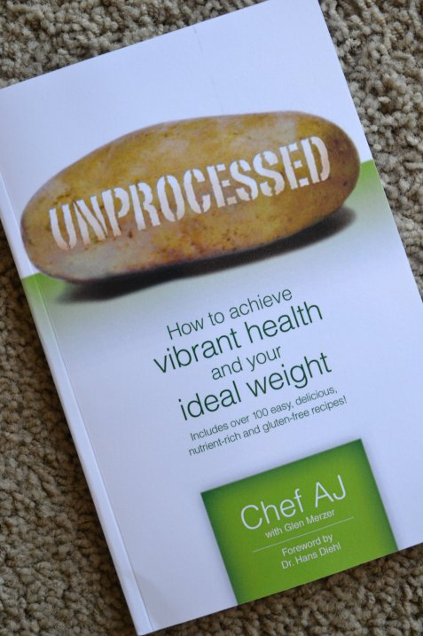 Cover of Unprocessed