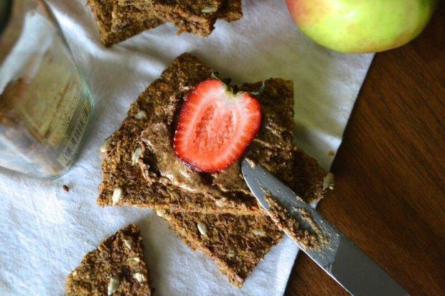 Raw Cinnamon Toast PB An Unrefined Vegan
