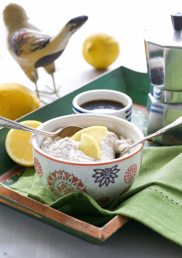 Lemon Meringue Chia Pudding An Unrefined Vegan