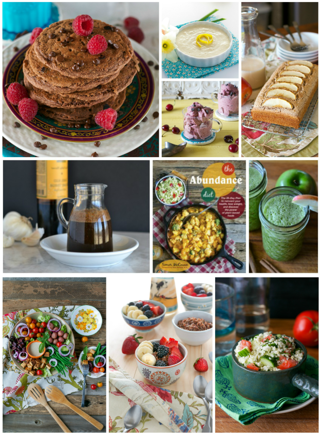 Abundance Diet Collage Photos by Annie Oliverio