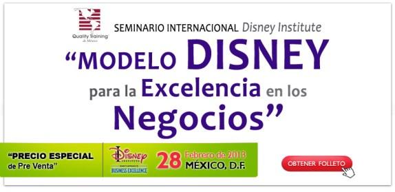 Modelo Disney para la Excelencia en los                    Negocios