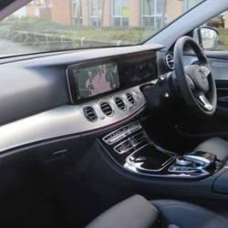 Mercedes class 220 se Saloon - PCO car hire UBER