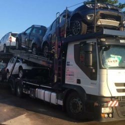 Transport autorizat masini UK-RO