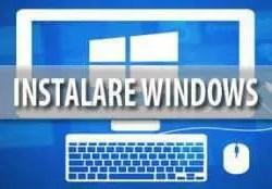 Instalare Windows 7. 8. 10 - Devirusare
