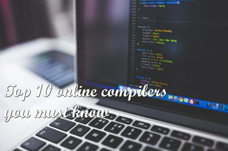 top 10 online compilers you must know