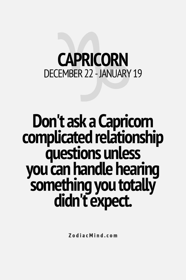 Answering Questions about Capricorn