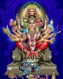 159-Pancha Durga