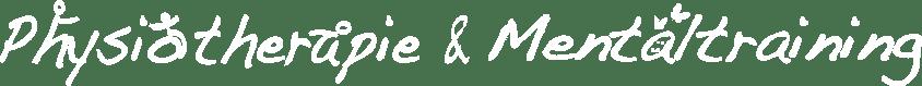 Physiotherapie Logo Anuschka Schädler GmbH weiss