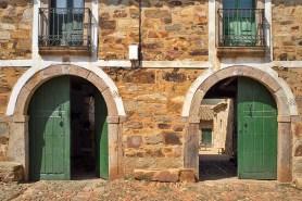Castrillo de los Polvazares (León)