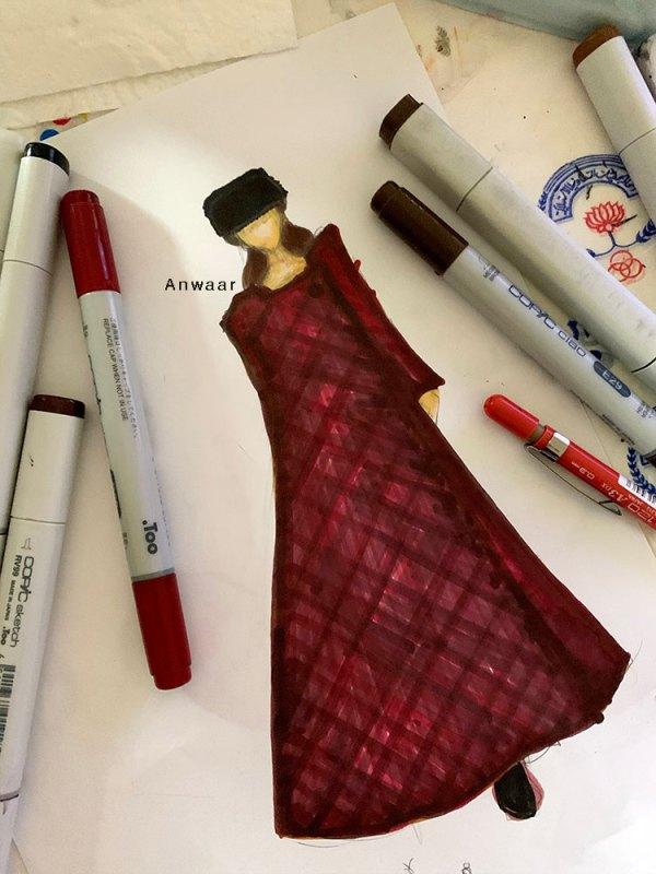 fashiondrawingclass
