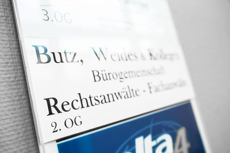 Fachanwalt Mietrecht Trier Oliver Butz