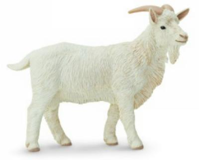 Billy Goat Toy Miniature Replica at Anwocom Animal World