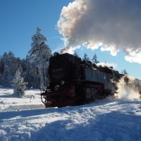 Brocken im Winter - Yes, we did!