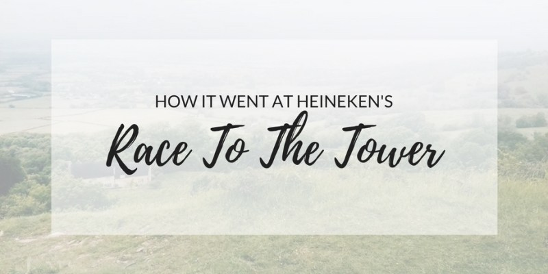 How It Went At Heineken's Race To The Tower 2017