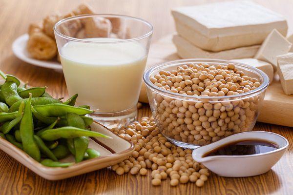 大豆製品の制汗作用