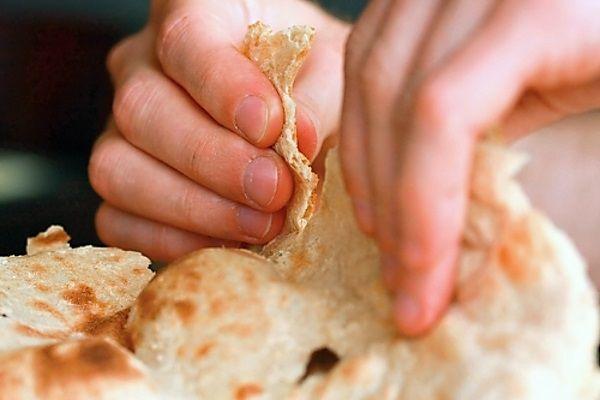 涙で食べるパン