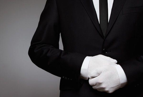 手汗対策の手袋