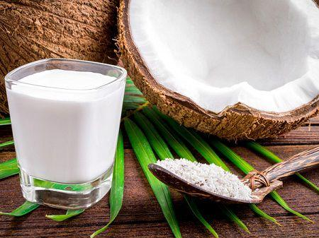 スーパーフード・ココナッツミルク