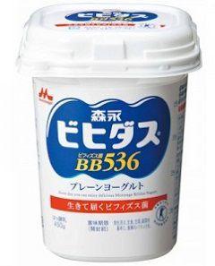 森永ビヒダスヨーグルト BB536