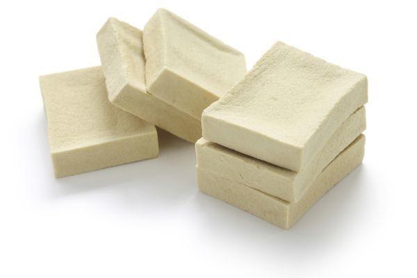 亜鉛は高野豆腐にも含まれる