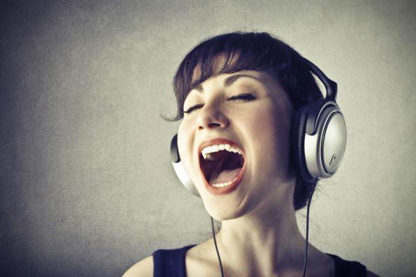 歌ってストレス発散