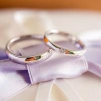 東京のブライダルフェアで見つけた結婚指輪