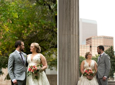 Civic Center Park Denver Wedding
