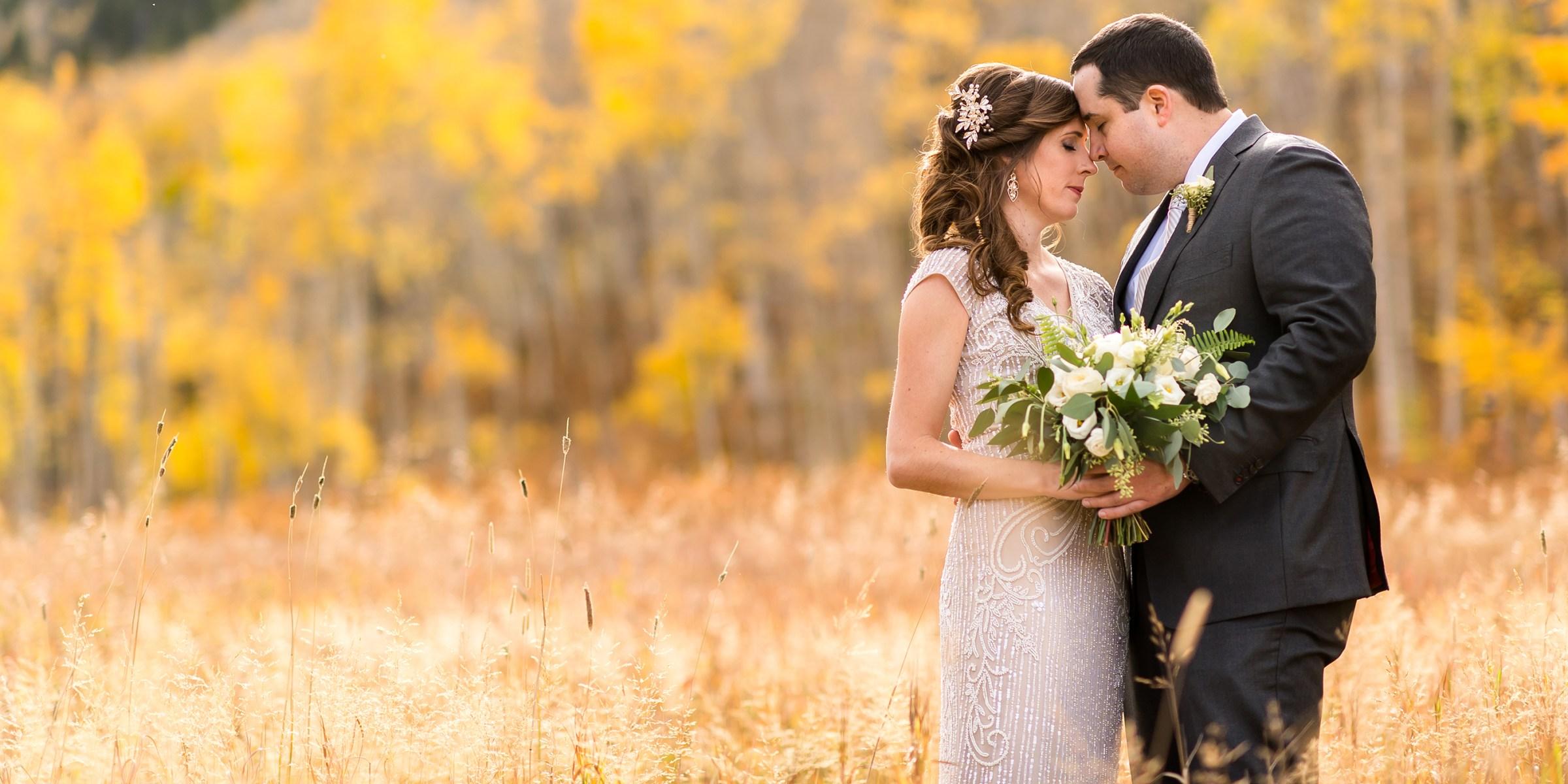 Beaver Creek Wedding at Beano's Cabin
