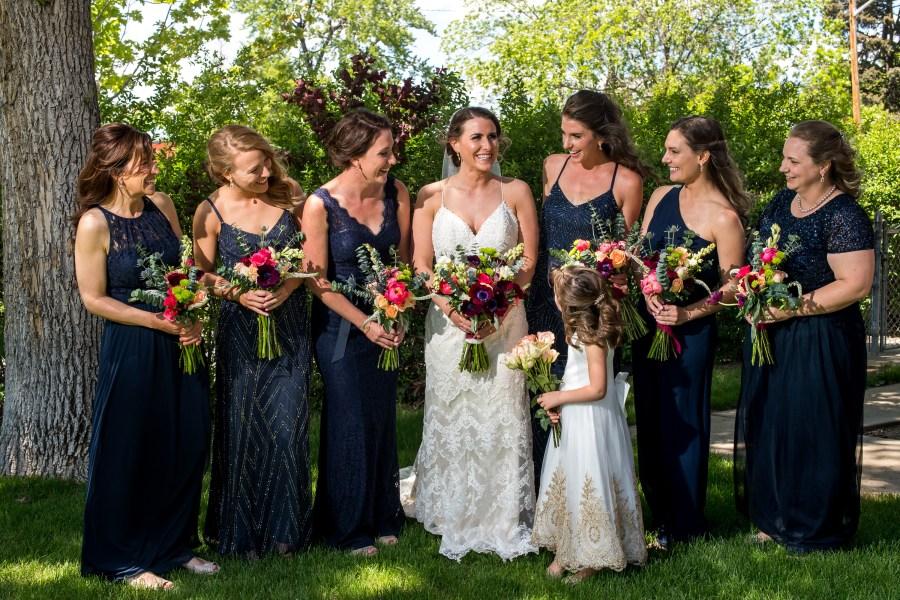 Our Lady of Lourdes Denver Wedding Photos